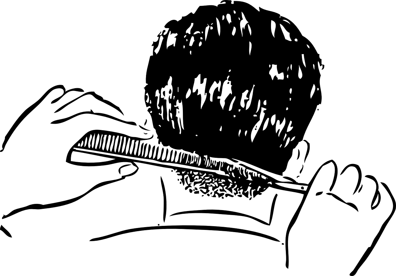 セルフカット